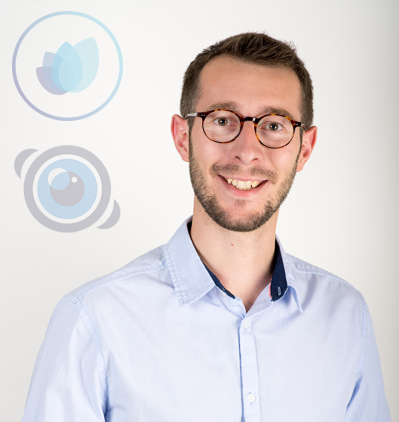 Portrait Matthieu THOMAS - Consultant Formateur en Marketing Digital
