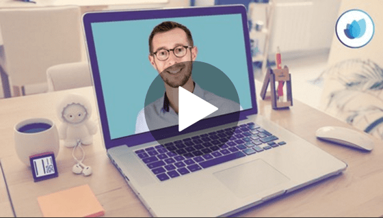 Illustration Formation Marketing Digital sur Udemy