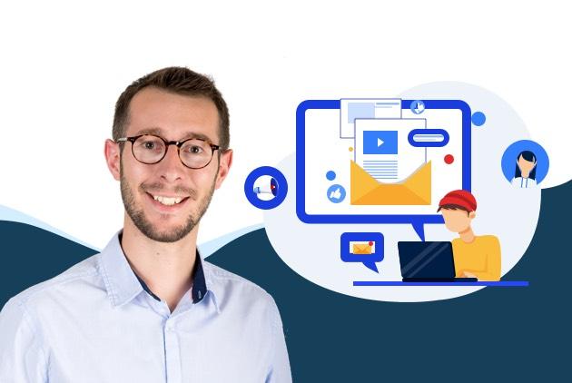 Formation marketing digital - Formation webmarketing à Lyon